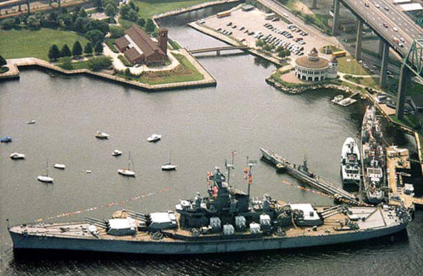 Battleship Cove Moorings
