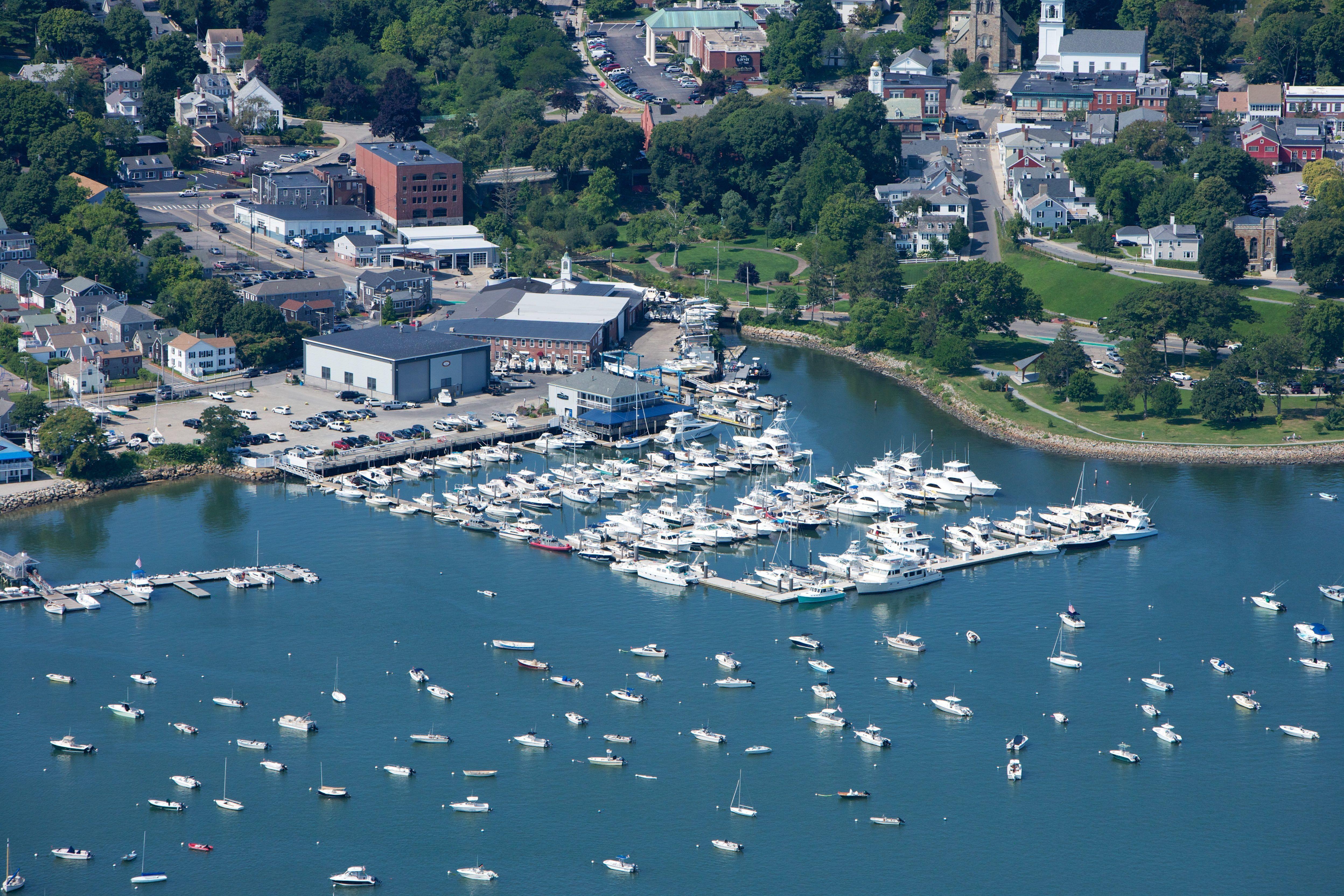 Plymouth Marine In Plymouth Ma United States Marina