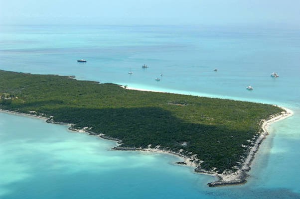 Highbourne Cay Anchorage