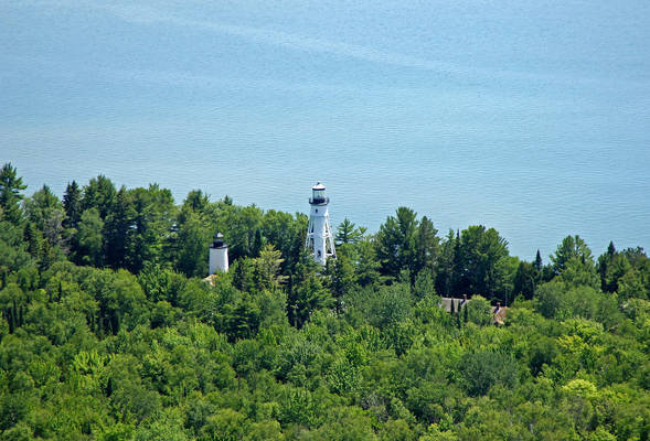 Michigan Island Light