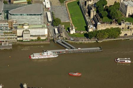 Tower Millennium Pier