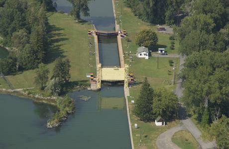 Cayuga Seneca Canal Lock 1