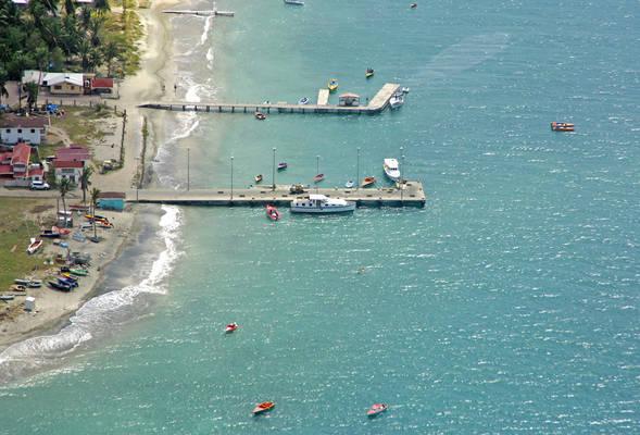 Petite Martinique Town Dock