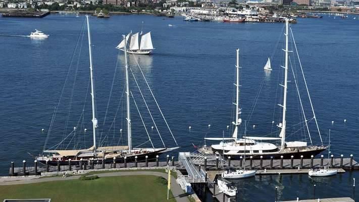 Fan Pier Marina