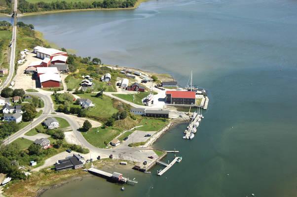 Lyman-Morse Boatbuilding