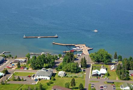 Madeline Island Ferry Dock
