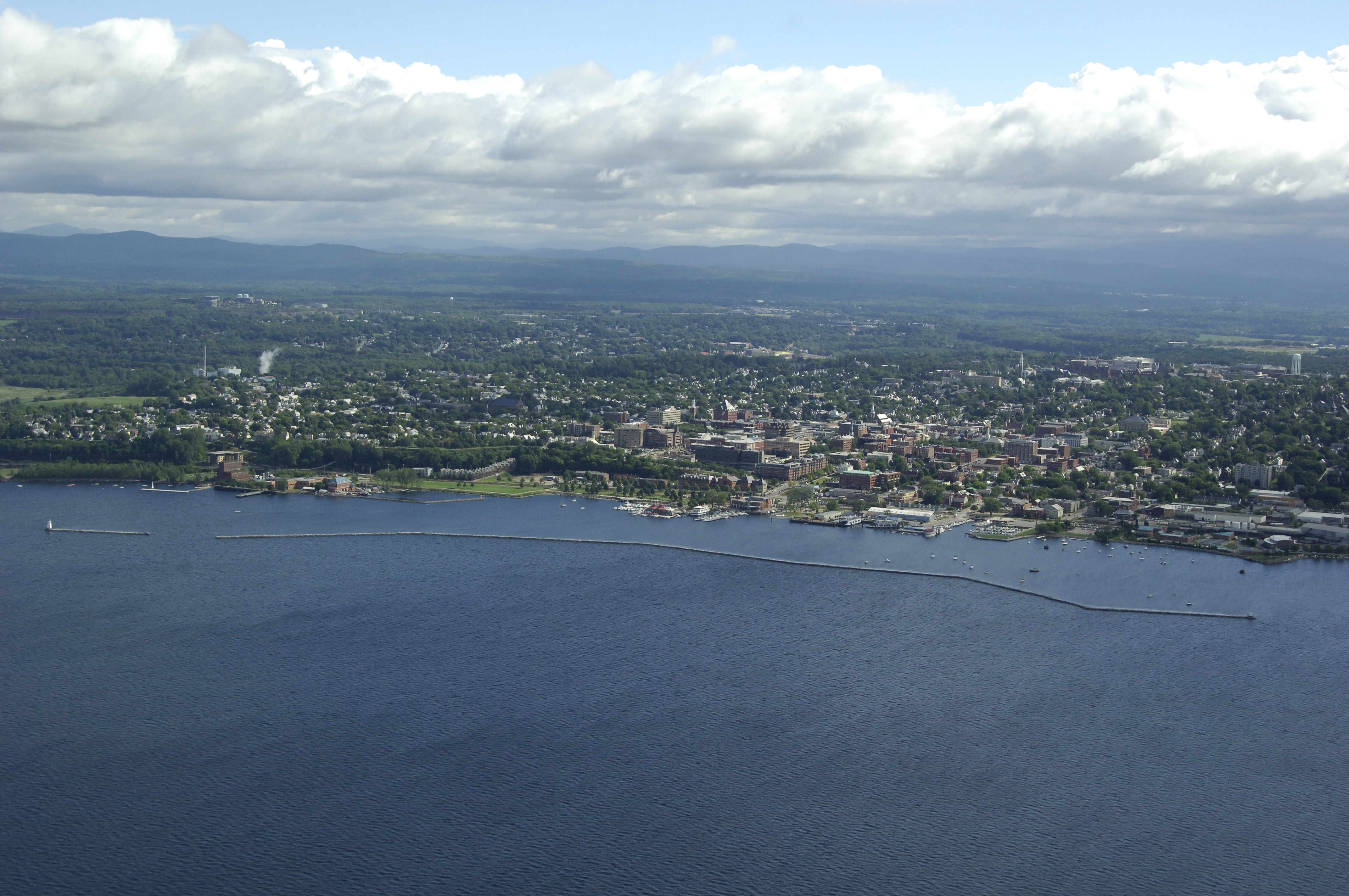 9f603560d Burlington Harbor in Burlington