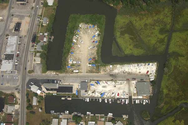 Mystic Island Marina