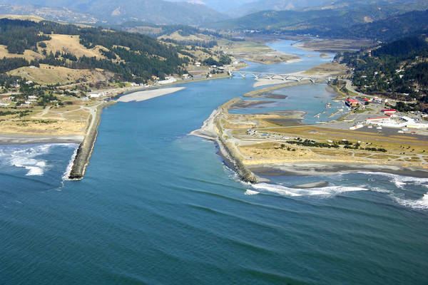 Rogue River Inlet