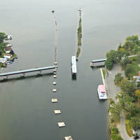Fenelon Falls Swing Bridge