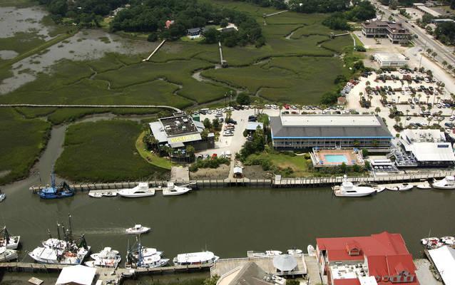 Shem Creek Marina