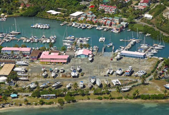 Nanny Cay Boatyard