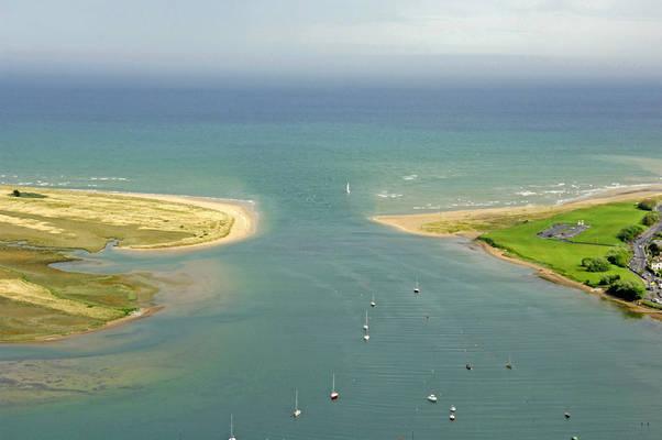 Malahide Estuary inlet