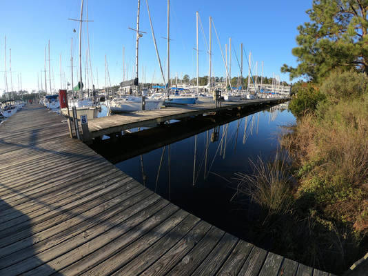 Northwest Creek Marina