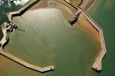 Whitehaven Harbour Inlet