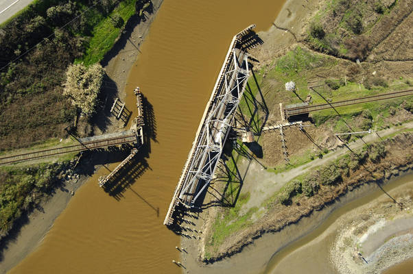 Petaluma Swing Bridge
