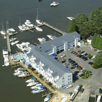 St Michaels Harbour Inn Marina & Spa