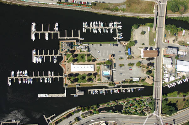 The Marina at American Wharf