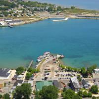 St Ignace Arnold Line Ferry