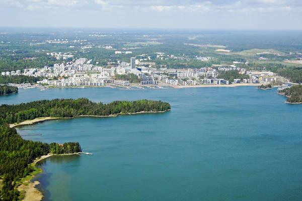 Mustalahti Harbour