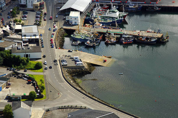 Killybegs Town Pier