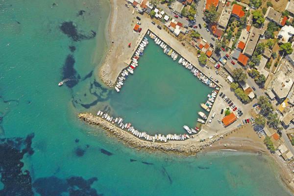 Kato Alepochorion Harbour