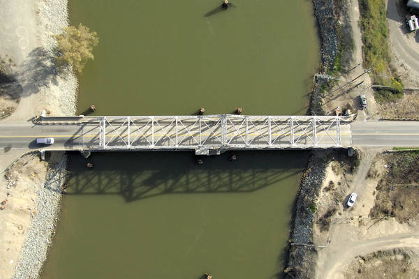 West Charter Way Swing Bridge