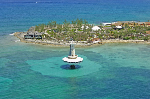 Crystal Cay Lighthouse