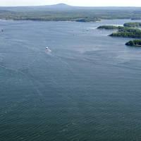 Castine Harbor Inlet