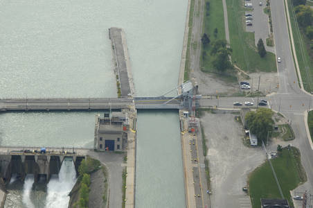 Welland Canal Bridge 1