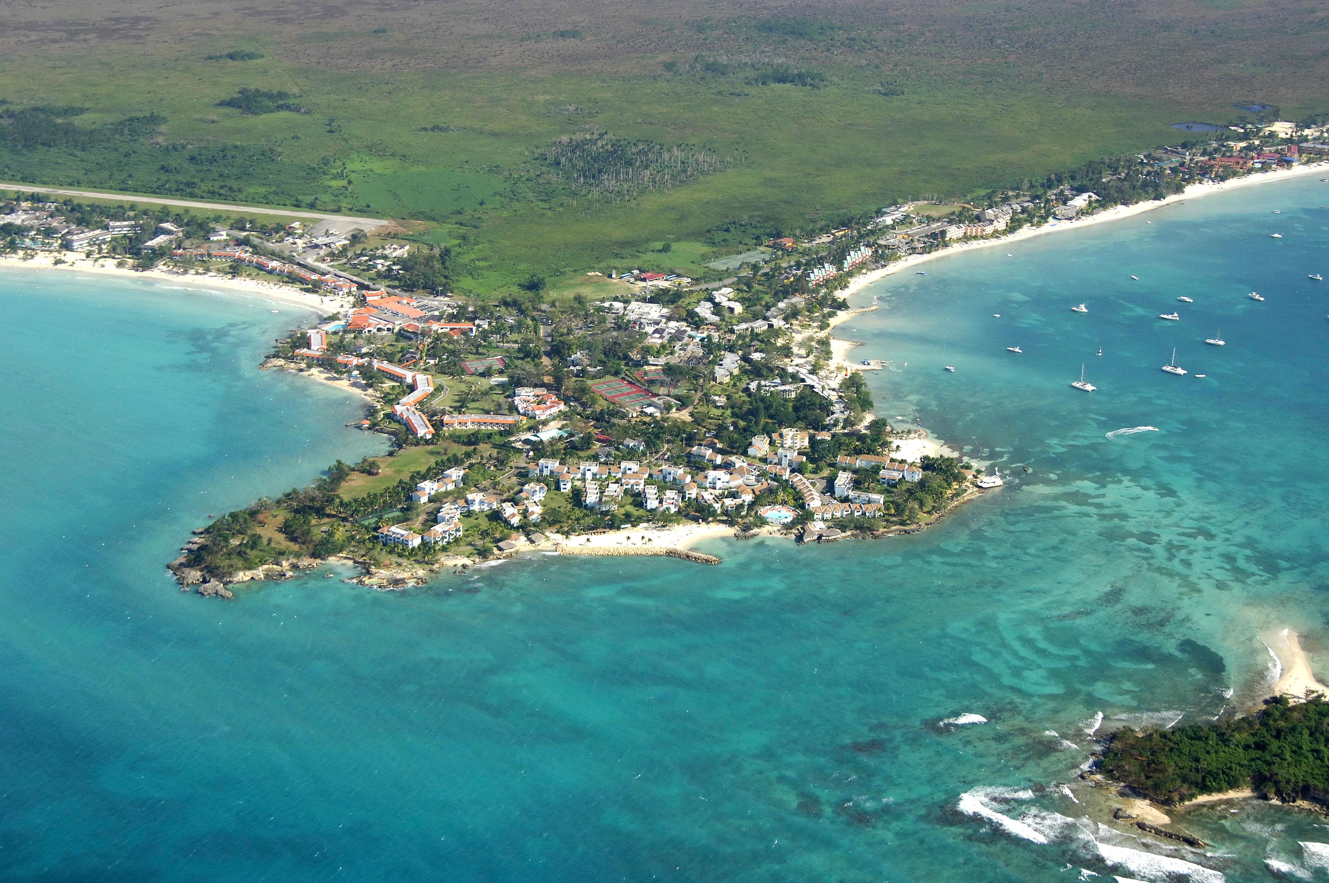 Point Pen Harbor In Negril Harbour Jamaica Harbor Reviews