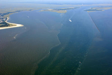 Savannah River Inlet