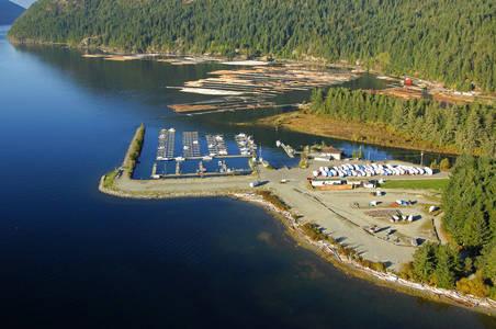 China Creek Marina & RV Park