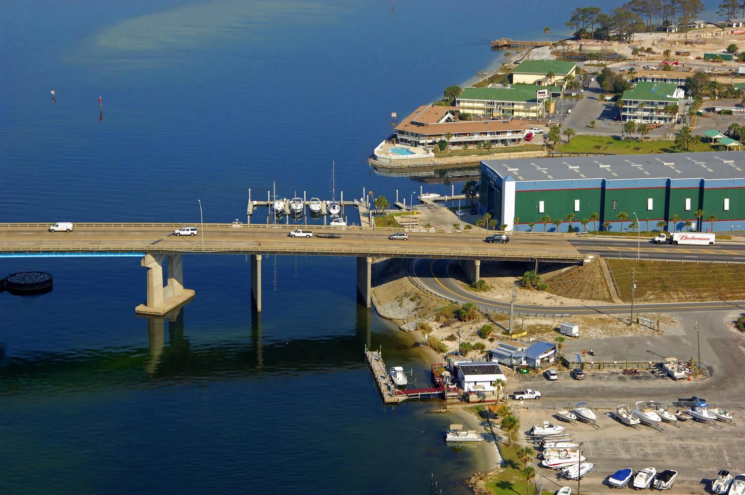 Brooks Bridge Marina Amp Dry Storage Slip Dock Mooring