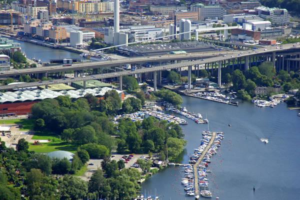 Eriksdal Smaabaatshamn Road Marina