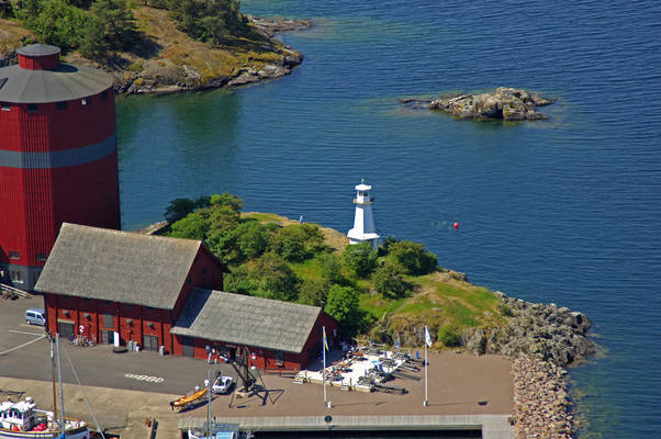 Hastholmen Lighthouse