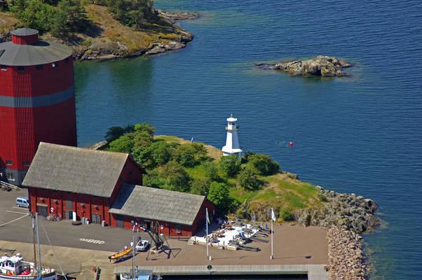Hastholmen Lighthouse