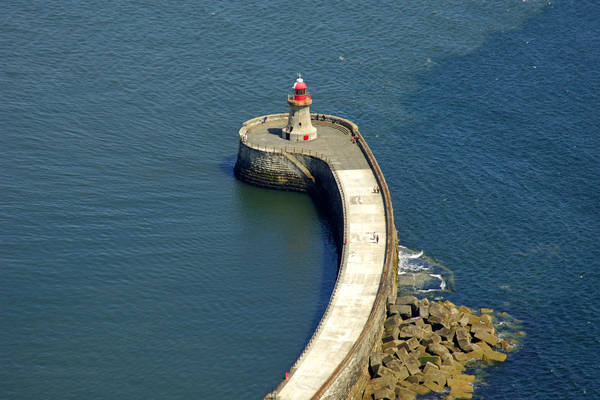 Tyne South Pier Head Light
