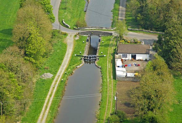 Royal Canal Lock 22