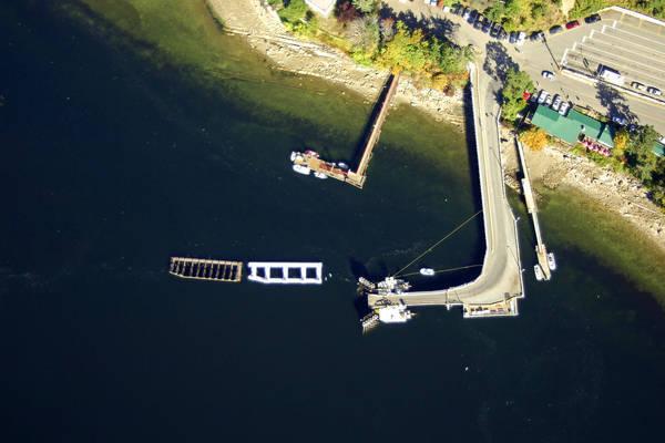 Vesuvius Bay Ferry