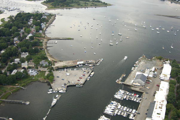 North Kingstown Town Wharf