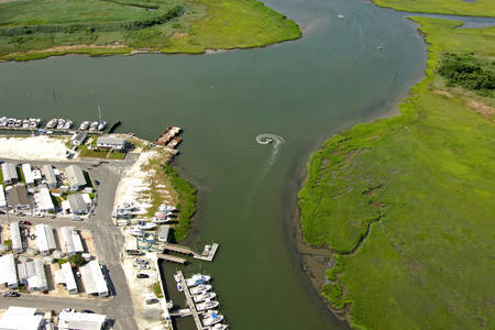 Richardson Channel Inlet