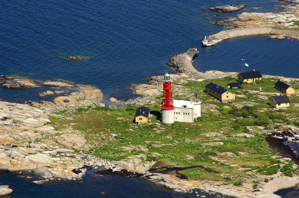 Utklippan Lighthouse