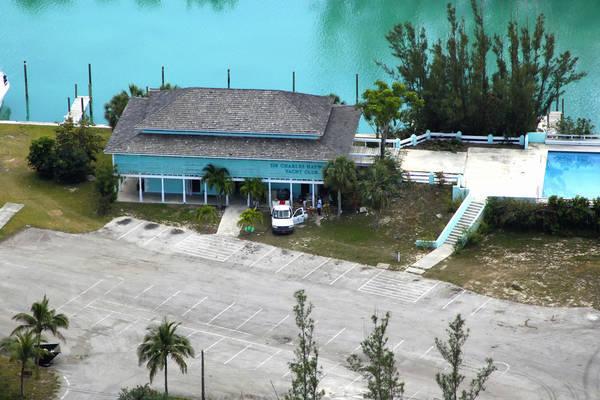 Sir Charles Hayward Yacht Club
