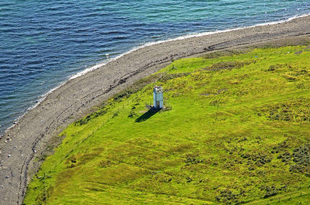 Eyre Point Lighthouse