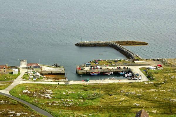 Berneray Harbour