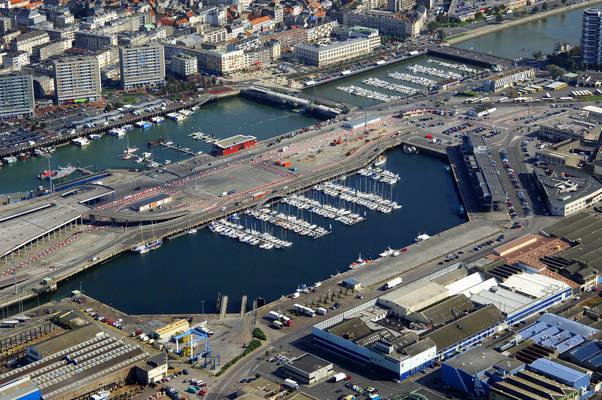 Port de plaisance / Bassin Napoleon