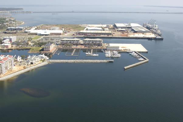 Palafox Pier & Yacht Harbour Marina