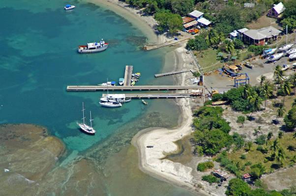 Tyrrel Bay Yacht Haulout