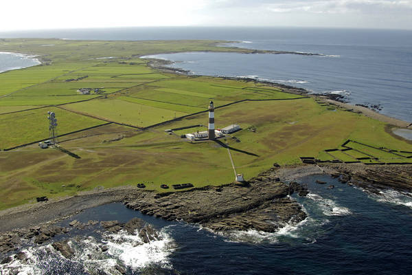 North Ronaldsay Lighthouse